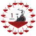 Велотренажер Sportop CB700 аэродинамический